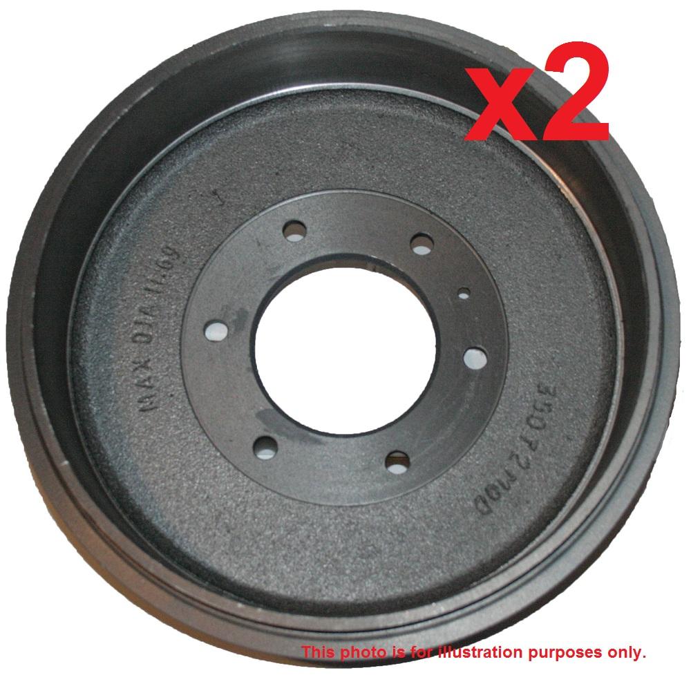Scored Brake Drums : Inspecting brake drums auto parts automotive
