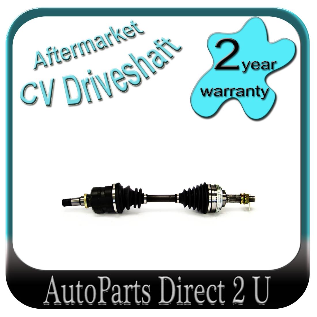 CV Drive Shafts