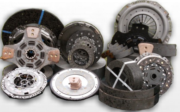 Clutch and Brake Parts