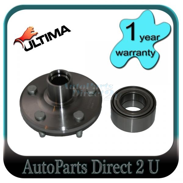 New For Kia Sportage 2.0 2004/>Onward Rear Left /& Right Hub Wheel Bearings Pair