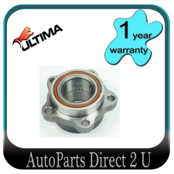 Ford Transit Vm Id45mm Front Wheel Flange Bearing 132 00 Autopartsdirect