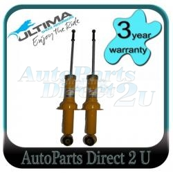 Mazda RX2 Capella Rear Ultima Struts/Shocks