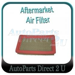 Mazda 323 BJ Air Filter