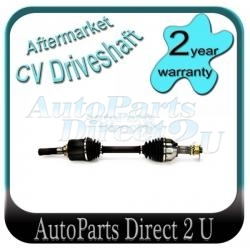 Nissan Dualis J10 Left CV Drive Shaft