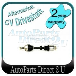 Honda Accord CL Euro Right CV Drive Shaft