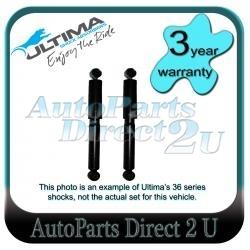 Toyota Spacia SR40 Rear Ultima Shocks