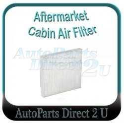 Honda Accord 40 Series Cabin Filter