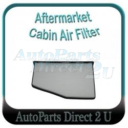 Volkswagen Caddy Van 2KN Cabin Filter