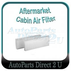 Nissan Navara D40 (some) Cabin Filter
