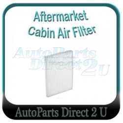 Nissan X-Trail T31 Cabin Filter