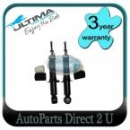 Toyota Corolla ZZE122 Rear Ultima Struts/Shocks