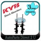 Nissan Tiida C11 Front KYB Struts/Shocks