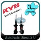 Kia Rio BC 1.5L 7/2000-9/02 Front KYB Struts/Shocks