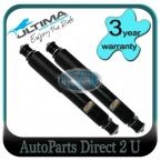 Nissan Patrol G60 Raised Rear Ultima HD Shocks