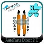 Jeep Wrangler JK Front Ultima HD Shocks