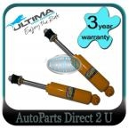 Mitsubishi Pajero NA-NF Front Ultima HD Shocks