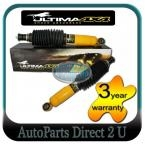 Nissan Navara D21 4WD Front Ultima HD Shocks