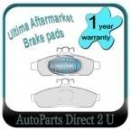 Nissan Pintara Front Brake Pads