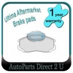 Proton Wira 1.5ltr Front Brake Pads