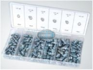 Grease Nipple Imperial Assortment Grab Kit - 110 pcs