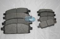 Nissan X-TRAIL T30 - Front & Rear Brake Pads