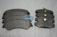 Ford Falcon AU Series II & III - Front & Rear Brake Pads