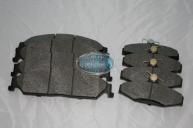 Falcon BF excl XR, Ghia - Front & Rear Brake Pads