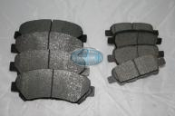 Nissan X-TRAIL T31 - Front & Rear Brake Pads