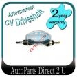 Volkswagen Caddy 1.9L Auto Right CV Driveshaft
