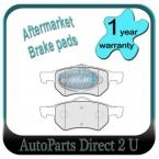 Chrysler Grand Voyager RG Front Brake Pads