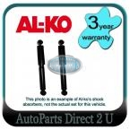 Volkswagen Caddy 1.6i 1.9TDi Rear Shock Absorbers