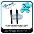 Ford Focus LR Rear Ultima Shock Absorbers
