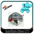 Mazda CX-7 FWD Rear Hub with Bearing
