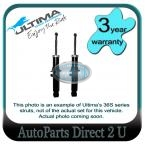 Honda Accord CL9 Euro Rear Ultima Struts/Shocks