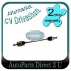 Kia Cerato LD Manual Right CV Driveshaft