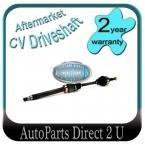 Ford Focus 2.0L 6sp Manual Right CV Drive Shaft