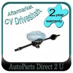 Mitsubishi 380 Automatic Right CV Driveshaft
