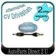Mazda 2 DY Manual Left CV Driveshaft