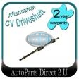 Nissan Dualis FWD Right CV Driveshaft