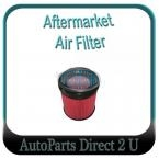 Ford Courier with Radial housing Air Filter