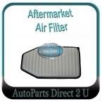 Jeep Wrangler JK Air Filter