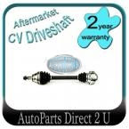 Volkswagen Caddy 1.9L Manual Left CV Drive Shaft