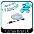 Honda Accord CL CM Auto Right CV Driveshaft