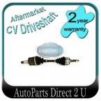 Daewoo Nubira 2L Manual Left CV Drive Shaft