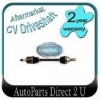 Holden Cruz Manual Left CV Drive Shaft