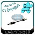 Subaru Forester SG Turbo Manual Front CV Driveshaft