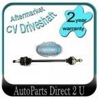 Chrysler PT Cruiser Right CV Drive Shaft