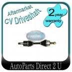 Mitsubishi Pajero NM NP NS Left CV Drive Shaft