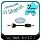 Honda Accord CD Right CV Drive Shaft