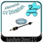 Toyota Yaris Right CV Drive Shaft